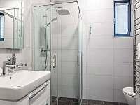 Adina 1 - koupelna - apartmán k pronájmu Loučná pod Klínovcem