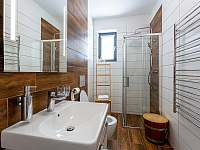 Adina 3 - koupelna - apartmán k pronájmu Loučná pod Klínovcem
