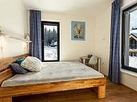 Adina 3 - Ložnice 1 - apartmán k pronajmutí Loučná pod Klínovcem