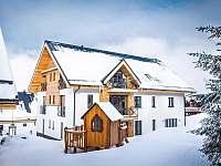 ubytování Chomutovsko v apartmánu na horách - Loučná pod Klínovcem