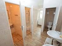 2x sprcha+2x WC 1. patro - Kovářská