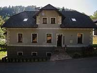 Villa Vykmanov - vila - 24 Perštejn - Vykmanov