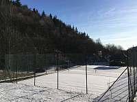 Zima ve Vykmanově - Perštejn - Vykmanov