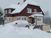 Chalupa k pronajmutí - chalupa ubytování Dolní Moldava - 5