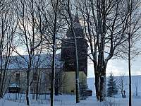 Kostel Dolní Moldava -