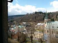 Apartmán na horách - dovolená  rekreace Jáchymov