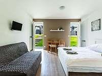 ubytování v apartmánu k pronajmutí