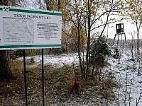Naučná stezka Jáchymovské peklo - apartmán k pronajmutí Vejprty