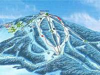 Ski areál Plešivec - Jáchymov