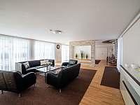 společenská místnost - ubytování Lom