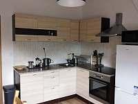Kuchyně č.1 - apartmán ubytování Vejprty