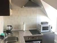 Kuchyně č.2 - pronájem apartmánu Vejprty