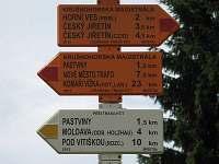Roubenky vedle sebe - chalupa - 32 Český Jiřetín