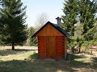 sauna - chalupa ubytování Český Jiřetín