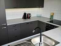 Kuchyň - pronájem chaty Abertamy