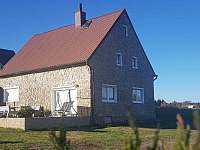 Chata k pronájmu - okolí Kryštofových Hamrů