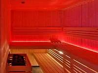 sauna - apartmán k pronájmu Boží Dar