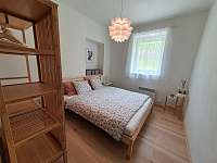 Apartmán 1_ložnice - ubytování Mikulov