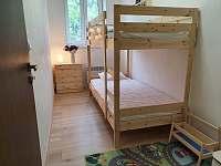 Apartmán 1_ložnice/dětský pokoj - k pronajmutí Mikulov