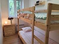 Apartmán 1_ložnice/dětský pokoj - k pronájmu Mikulov
