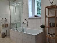 Apartmán 3_koupelna - k pronajmutí Mikulov