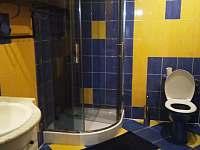 Koupelna - II. apartmán - pronájem Horní Blatná