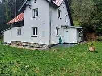 Dům u lesa - chata ubytování Nové Hamry