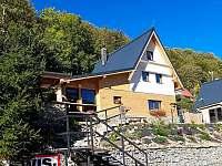 Chata Jirotovy boudy II - pronájem chalupy Zadní Telnice