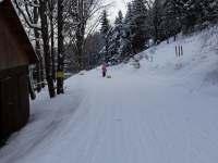 Zima - Zadní Telnice
