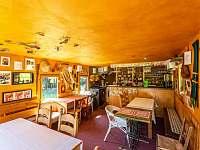 Kalahari - restaurace - chata k pronájmu Loučná pod Klínovcem