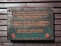 Chata Anton Gunther - chata k pronajmutí - 20 Boží Dar