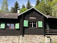 Alšova bouda Kotlina - chata ubytování Měděnec - Kotlina