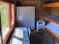 Malá ložnice - chata k pronajmutí Měděnec - Kotlina