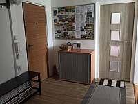 Chodba - pronájem apartmánu Kovářská