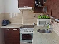 Kuchyně - apartmán k pronajmutí Kovářská