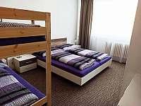 Ložnice - apartmán k pronájmu Kovářská