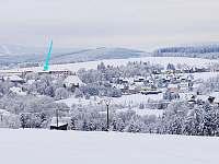 ubytování Skiareál Alšovka - Měděnec v apartmánu na horách - Kovářská