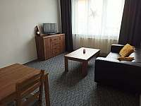 Obývací pokoj - apartmán k pronajmutí Kovářská