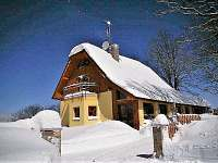 Levné ubytování Přehrada Lesík Apartmán na horách - Pernink