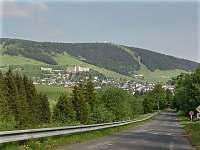 Fichtelberg - chalupa ubytování Vejprty
