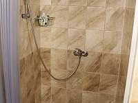 Koupelna a wc - chalupa k pronájmu Horní Halže