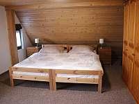 Ložnice 3 - 3 lůžka - Horní Halže