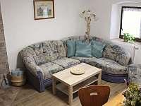 Společenská místnost - chalupa ubytování Horní Halže