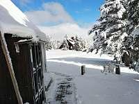 Zima 2020/2021 - chalupa k pronájmu Horní Halže