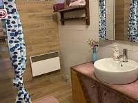 Koupelna+sprcha+wc - Hošnice