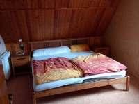 Pokoj 3 - chalupa ubytování Kovařská