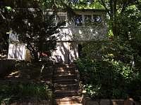 chata u ohře utopená v zeleni - ubytování Klášterec nad Ohří