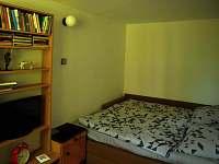 ložnice 1 - chata ubytování Klášterec nad Ohří