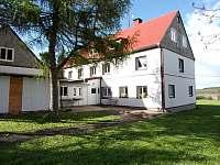 Chata Sova - chalupa k pronájmu Moldava - Nové Město