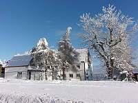 Chata Sova Moldava - Nové Město - chalupa k pronájmu